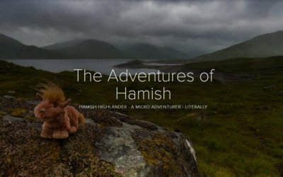 Spark Page | The Adventures of Hamish