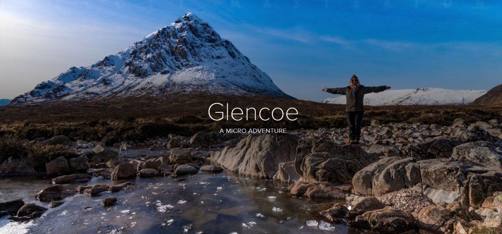 Spark Page | Glencoe Microadventure