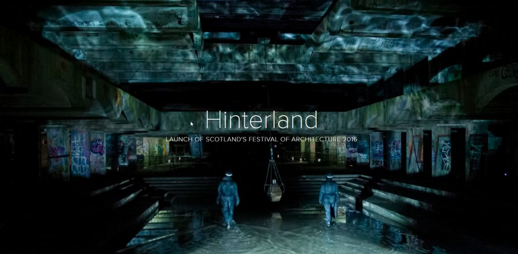 Spark Page | A Photo Story | Hinterland