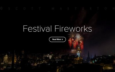 Spark Page | Festival Fireworks 2016 | A glideshow photo story